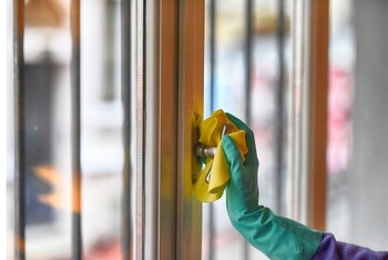 Disinfection Services by Fresh Coat Painters